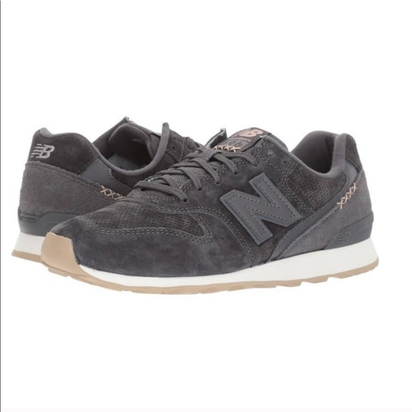 Balance Wl696by Gray Sneakers